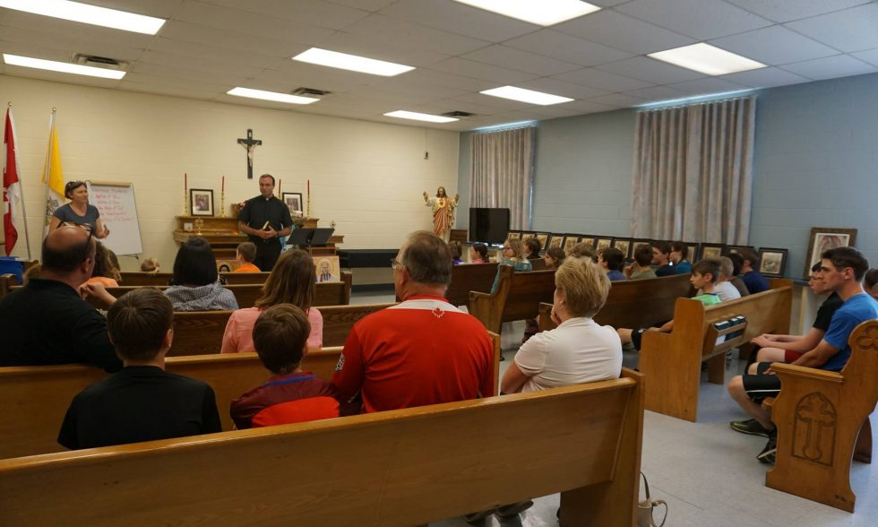 Our Call to Be Saints with Fr. Patrick Beneteau